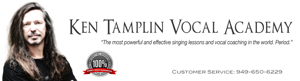 Singing Lessons & Voice Training With Vocal Coach Ken Tamplin
