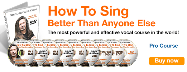 Singing Forum by Ken Tamplin Vocal Academy