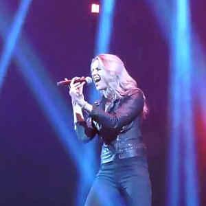 Singer for Trans Siberian Orchestra and Eurovision Finalist Gabriela Guncikova